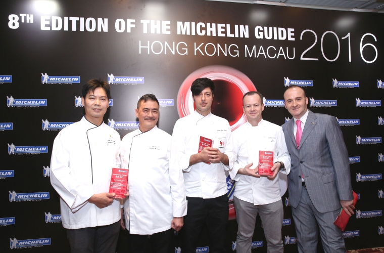 GEG scoops numerous Michelin awards