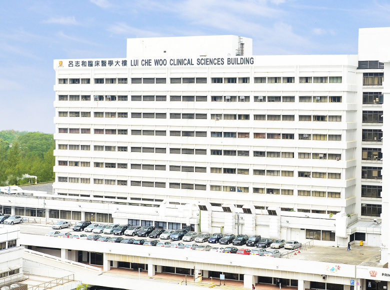 Donation was made to the Chinese University of Hong Kong for the establishment of the Lui Che Woo Institute of Innovative Medicine