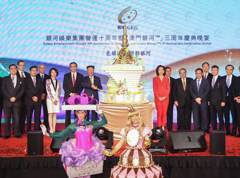 Establishment of a HK$1.3 billion GEG Charitable Foundation to cultivate in the young proper moral values and nurture their sense of belonging to society and the communit