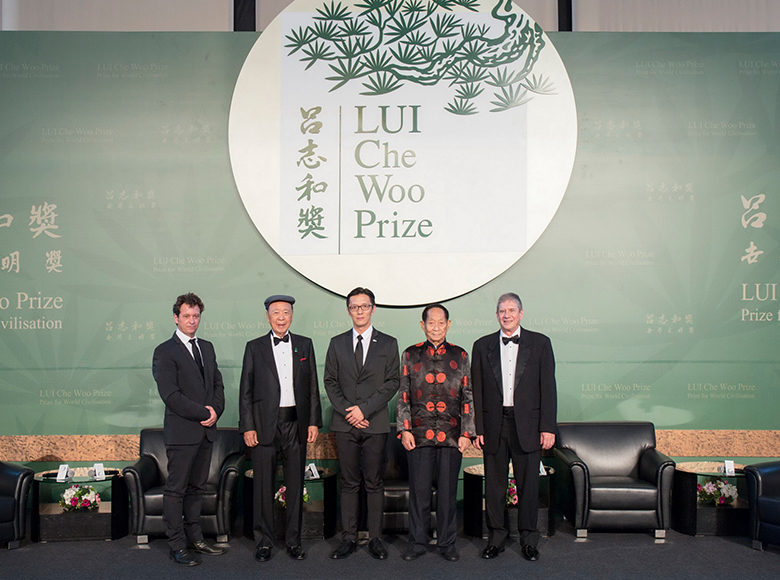 "Inaugural prize presentation ceremony of LUI Che Woo Prize – Prize for World Civilisation was held to recognize the significant contributions to world civilization by these three laureates: Sustainability Prize: Prof Yuan Longping Welfare Betterment Prize: Médecins Sans Frontières Positive Energy Prize: James Earl ""Jimmy"" Carter, Jr"