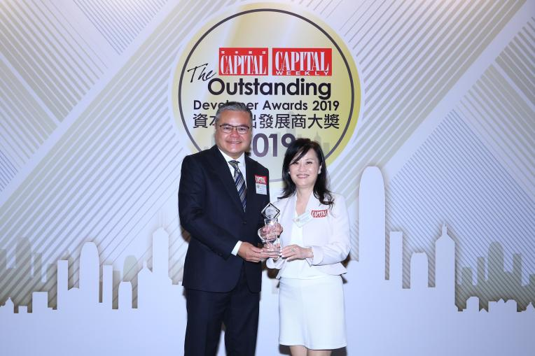 "K.SUMMIT crowned ""Outstanding Developer: Best Residential Development of Superior & Practical Layout Design"""